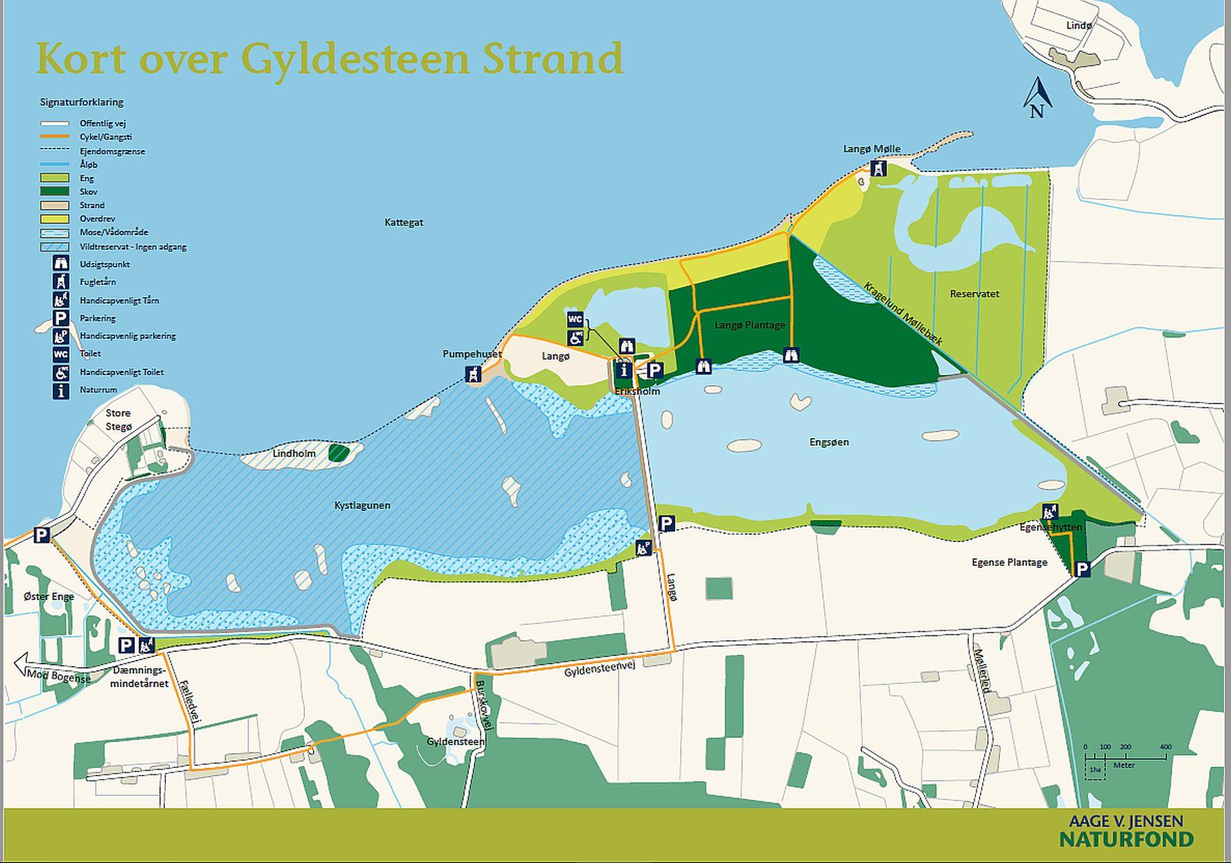Gyldensteen Strand Dof Fyn